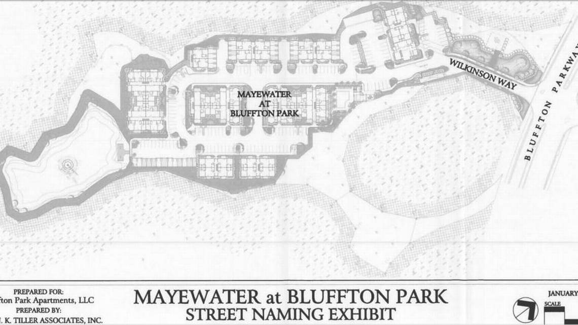 Hilton Head SC developer plans Bluffton Parkway apartments