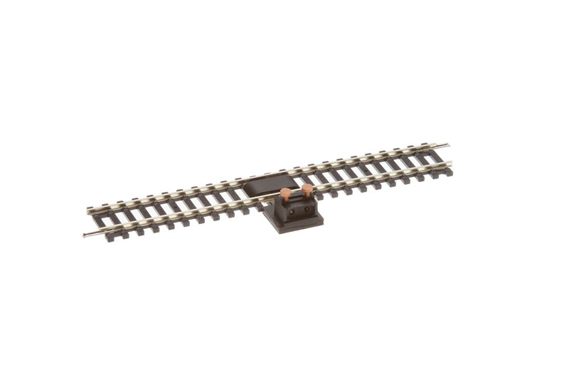Hornby R8206 Straight Power Track Pieces Standard Single