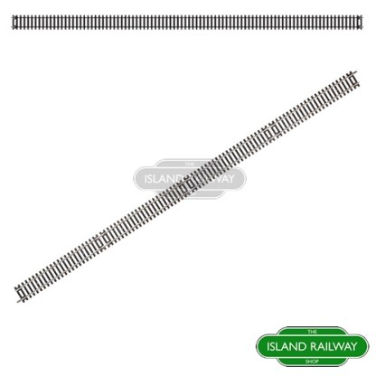 Hornby Extended Long Straight Track Piece (670mm)