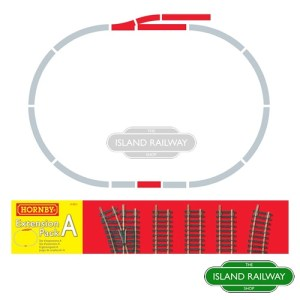Hornby Track Extension Pack A