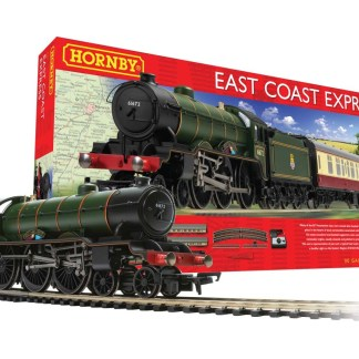 Hornby East Coast Express Train Set (R1214)
