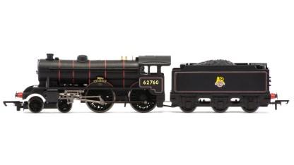 RailRoad, BR, D49/1 'Hunt' Class, 4-4-0, 62760 'The Cotswold' - Era 4