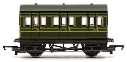 RailRoad SR 4 Wheel Coach
