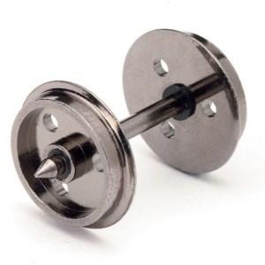 12.5mm 3 Hole Wheels