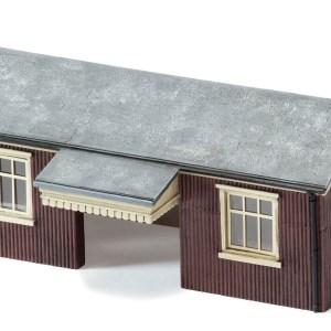 Hornby Skaledale Wayside Halt Station Building