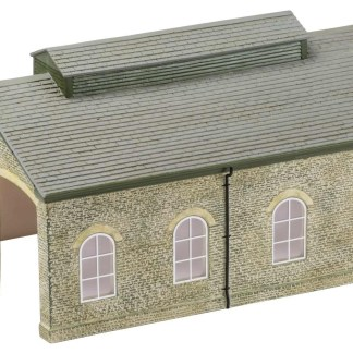 Hornby Granite Station Engine Shed