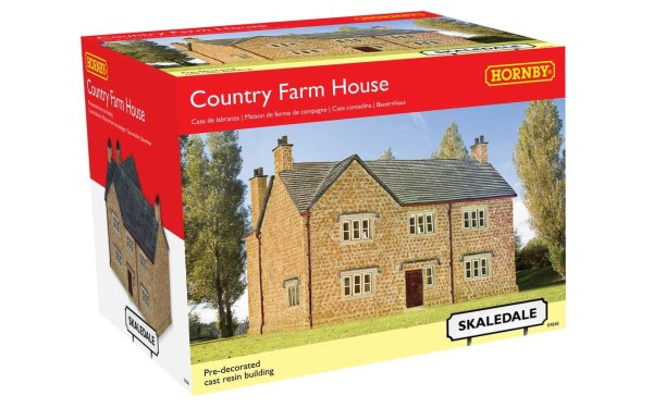 Hornby Country Farm House