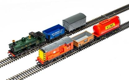 Hornby R1236 Mixed Traffic Digital Train Set