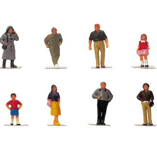 Hornby R7116 Town People Pack