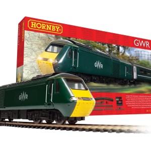 Hornby R1230 GWR High Speed Train Set