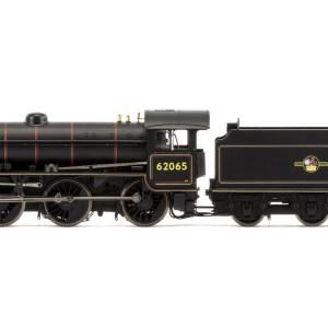 Hornby BR, K1 Class, 2-6-0, 62065 Steam Locomotive - Era 5