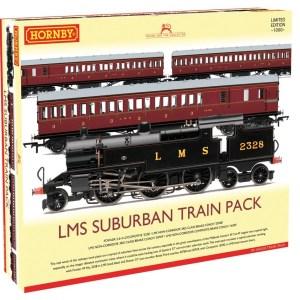 Hornby LMS Suburban Train Pack (R3397)