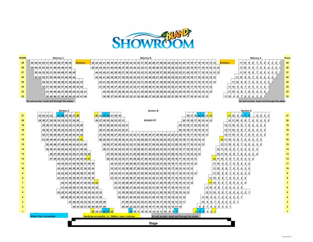 Find seats seating chart also goo dolls island resort  casino rh islandresortandcasino