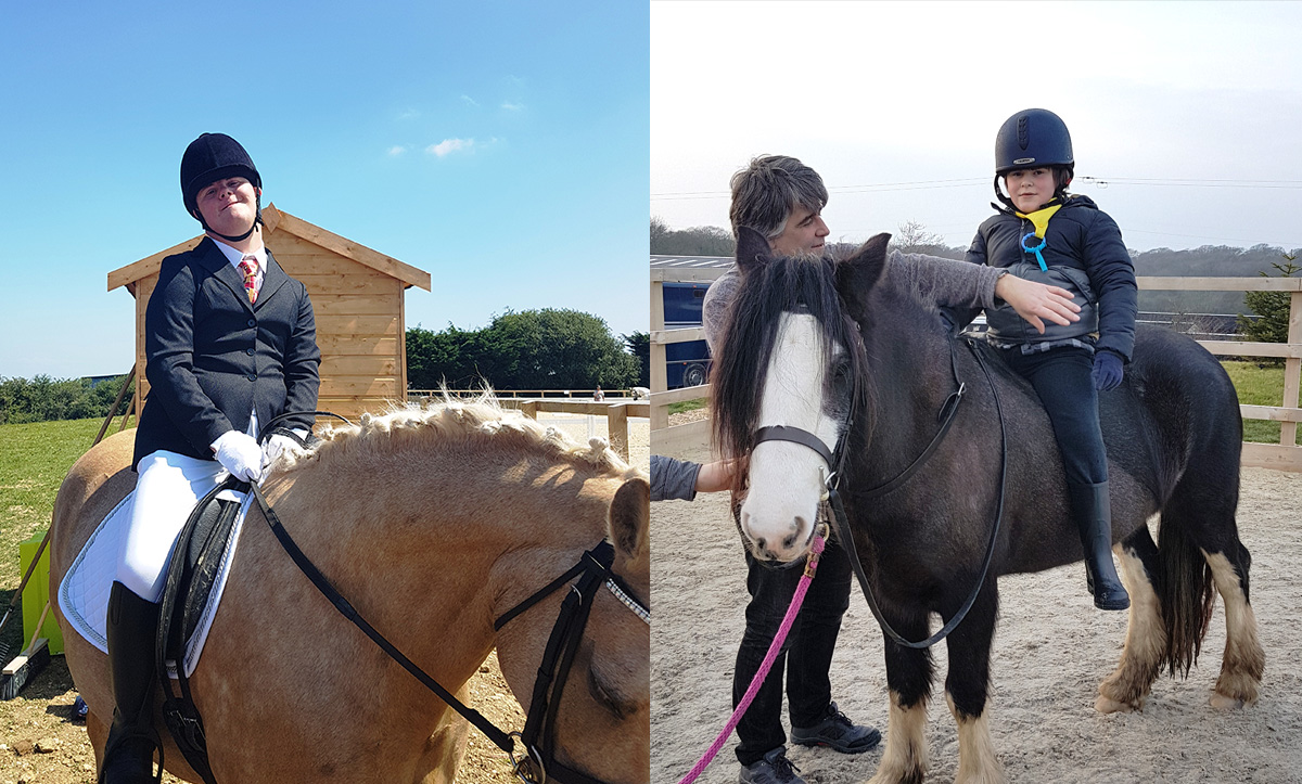 Disabled Horse Riding