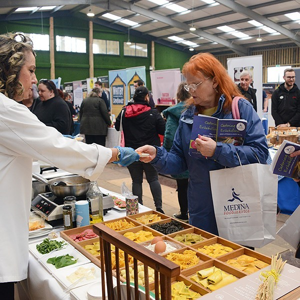 Medina Foodservice exhibition 2020