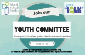 picture of a poster for ISH's youth committee