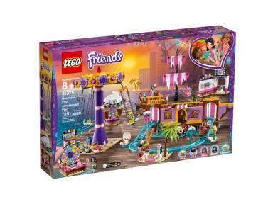 lego heartlake amusement pier