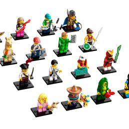 LEGO series 20 minifigures