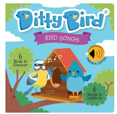 ditty bird bird songs book