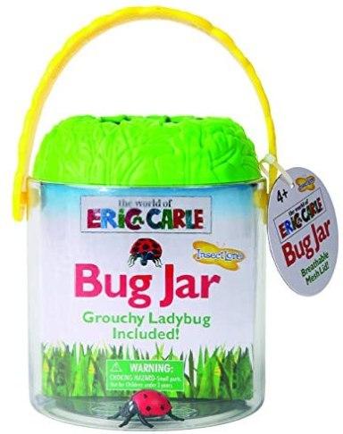 eric carle bug jar