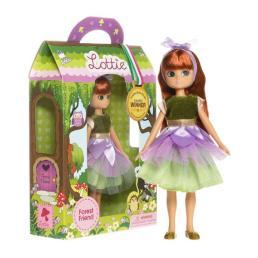 forest fairy lottie doll