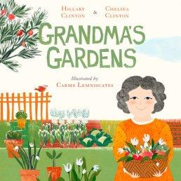 grandma's gardens book hillary clinton