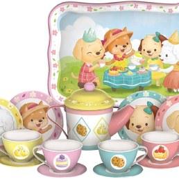 puppy tea party