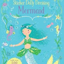 mermaid dresesing