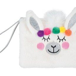 llama wristlet