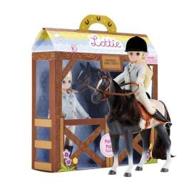 lottie doll toy horse