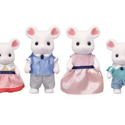 marshmellow mouse family