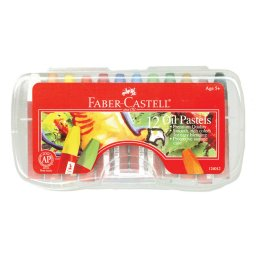 oil pastels by faber castell
