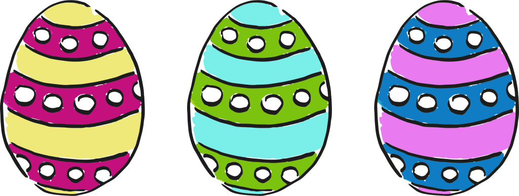 painted-easter-eggs
