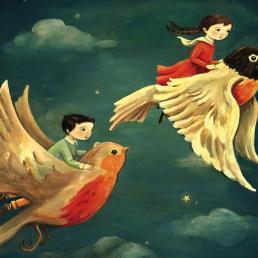 mini puzzle robin dreamers