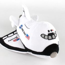 space shuttle plush
