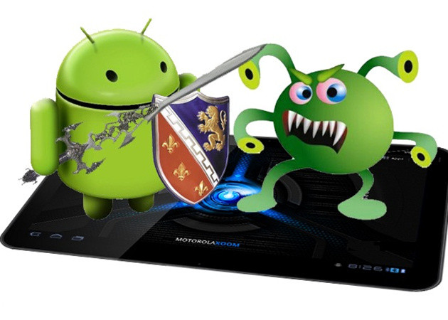 Android Defendiendo