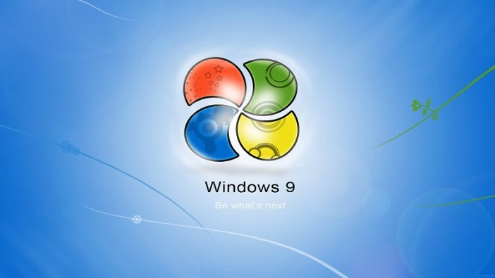 Windows 9, posible escritorio conceptual