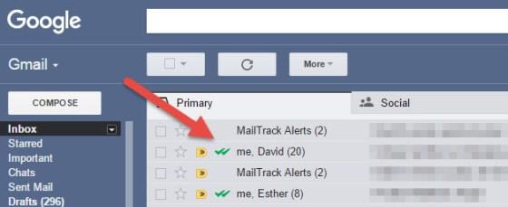 El DoubleCheck de Acuse de Recibo de Whatsapp en Gmail