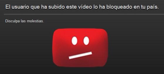 Como descargar videos protegidos en YouTube