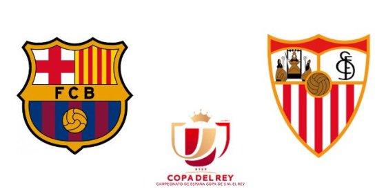 Barcelona – Sevilla ONLINE (Copa del Rey)