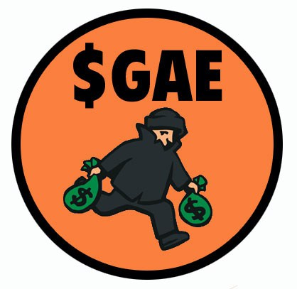 18 detenidos en la SGAE, y es que no cambian, ni siquiera con Teddyoso fuera