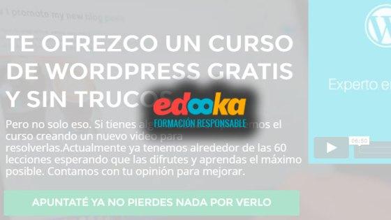 Edooka.com, cursos gratuitos para una formación responsable