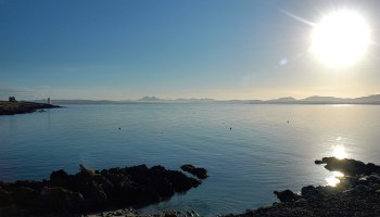 Sunny morning at Loch Indaal, Isle of Islay | Islay Pictures