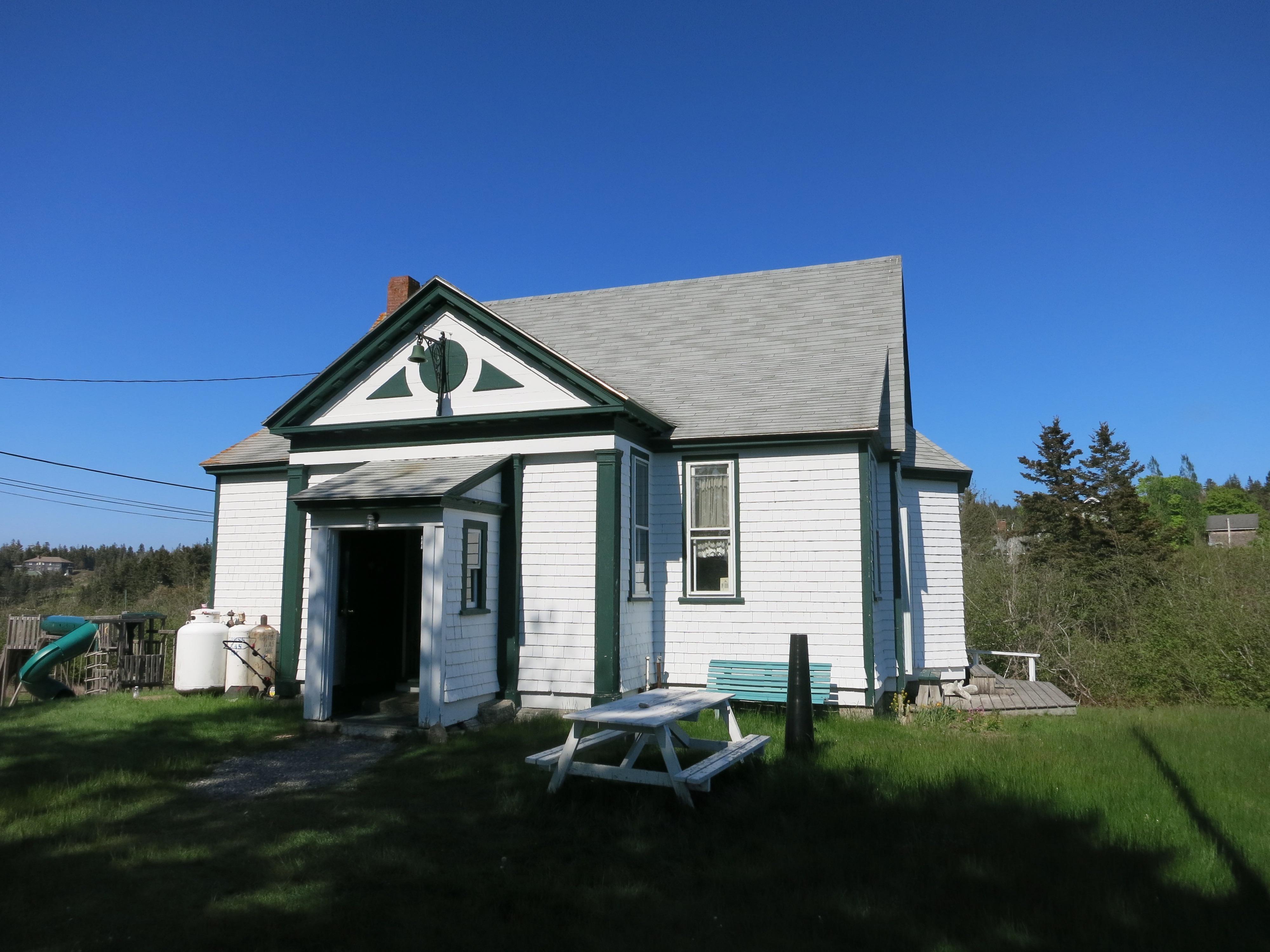 Isle au Haut Schoolhouse