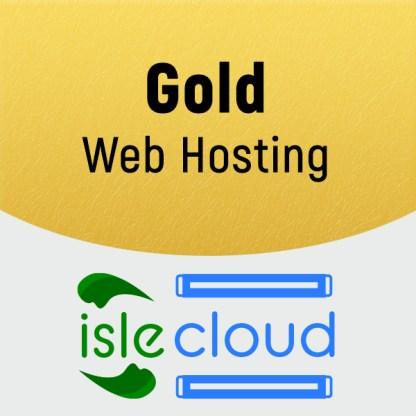 Gold Web Hosting