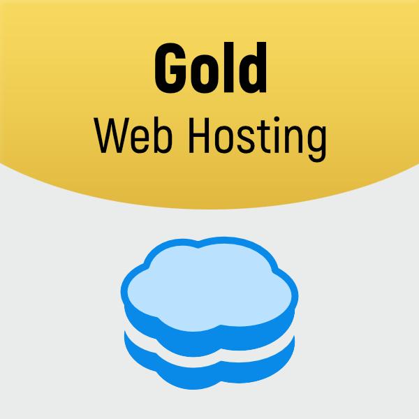 Isle Cloud Gold Web Hosting
