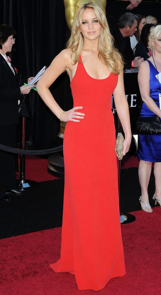 Is Jennifer Lawrence left handed  islefthandedcom