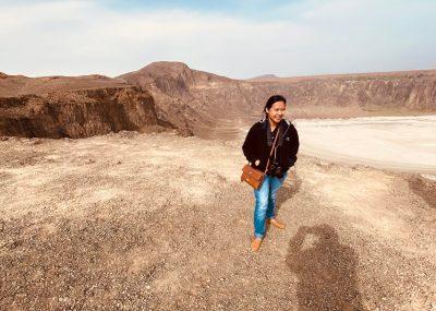 WAhbah Crater, Saudi Arabia
