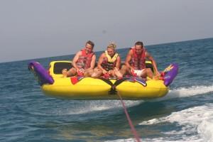 crazy sofa ride memphis sand double cushion futon bed water sports activities isle tours malta