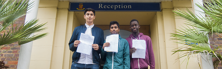GCSE Results 2015 – A Record High